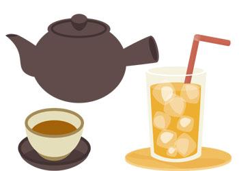薩摩なた豆爽風茶 アイス・ホット