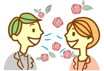 口臭 薔薇の香り