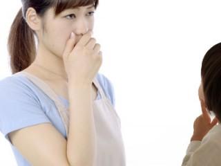 子供の口臭が気になる母親